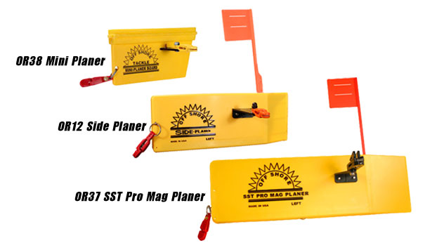 Off Shore Tackle Planer Boards